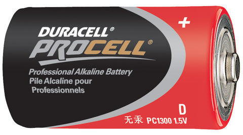 Duracell Procell Alk D - Discount Industrial Hardware Supply