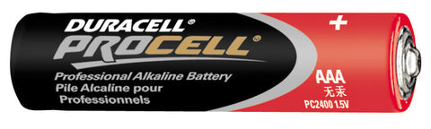 Duracell Procell Alk AAA - Discount Industrial Hardware Supply