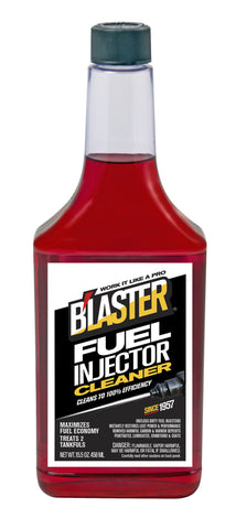 Blaster FIC Fuel Injector Cleaner & Lubricant 15.5 oz. - Discount Industrial Hardware Supply