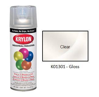 Krylon® Industrial Acryli-Quik™ - Gloss - Discount Industrial Hardware Supply