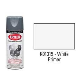 Krylon® Industrial Acryli-Quik™ - White Primer - Discount Industrial Hardware Supply