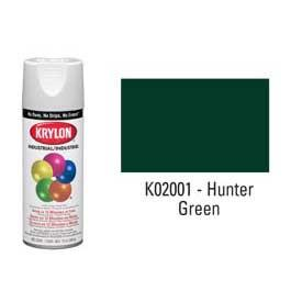 Krylon® Industrial Acryli-Quik™ - Hunter Green - Discount Industrial Hardware Supply