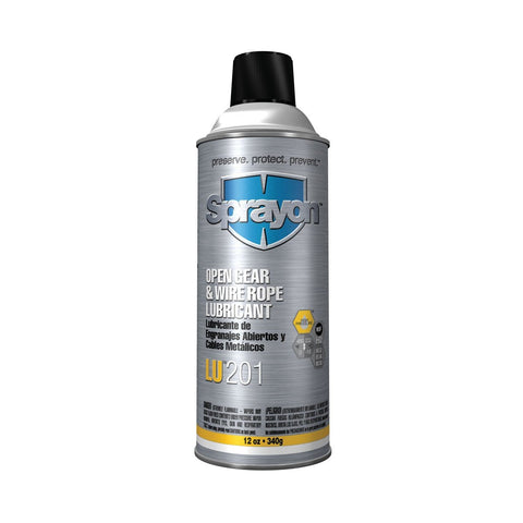 Sprayon OPEN GEAR & WIRE ROPE LUBRICANT - Discount Industrial Hardware Supply