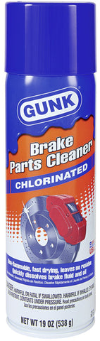 Gunk  Brake & CV Joint Cleaner-Chlorinated 19oz - Discount Industrial Hardware Supply