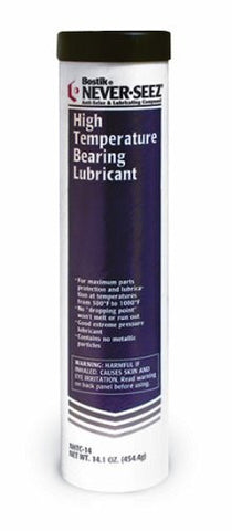 Bostik High Temperature Bearing Lubricant Cartridge - Discount Industrial Hardware Supply