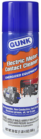 Gunk Electric Motor Cleaner 20oz - Discount Industrial Hardware Supply