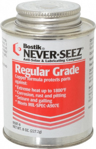 Bostik Regular Brush Top 8oz - Discount Industrial Hardware Supply