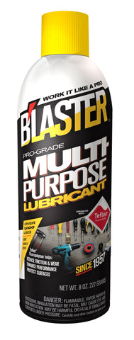 Blaster PB50 All Purpose Lubricant 8oz. - Discount Industrial Hardware Supply