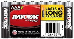 Rayovac Alk.Shrink-Wrap. AAA - Discount Industrial Hardware Supply