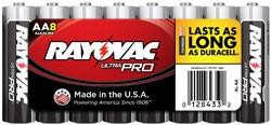 Rayovac Alk.Shrink-Wrap. AA - Discount Industrial Hardware Supply