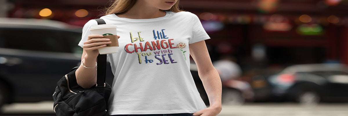 Womens T-Shirts Page Banner Image