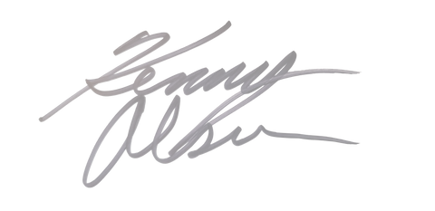 Kenny Olson Signature