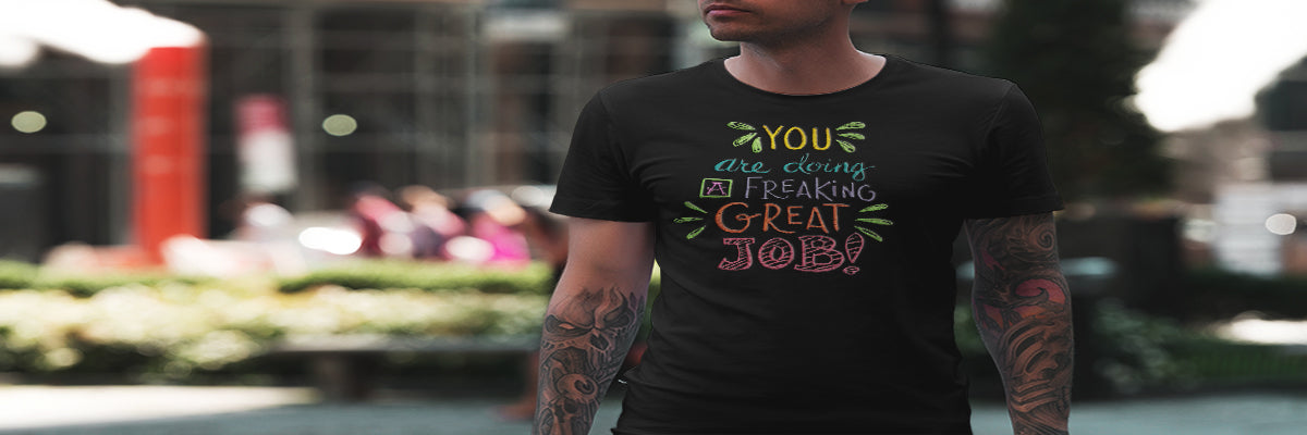 Mens T-Shirts Page Banner