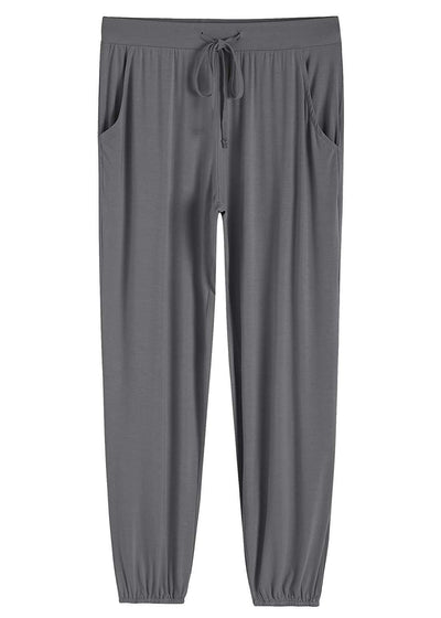 Women's Pajamas Pants Lounge Bottoms with Pockets - Latuza