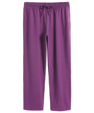 Women's Cotton Pajama Pants - Latuza