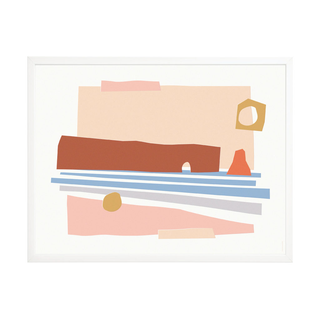 ART PRINT / PERCE ROCK