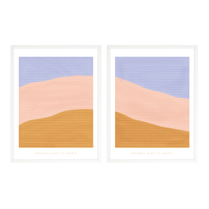 ART PRINT / SET / ROSEMONT LITTLE-PATRIE