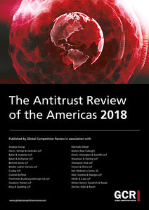 The Antitrust Review of the Americas 2018