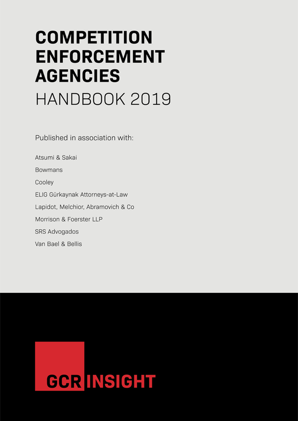 Competition Enforcement Agencies Handbook 2019