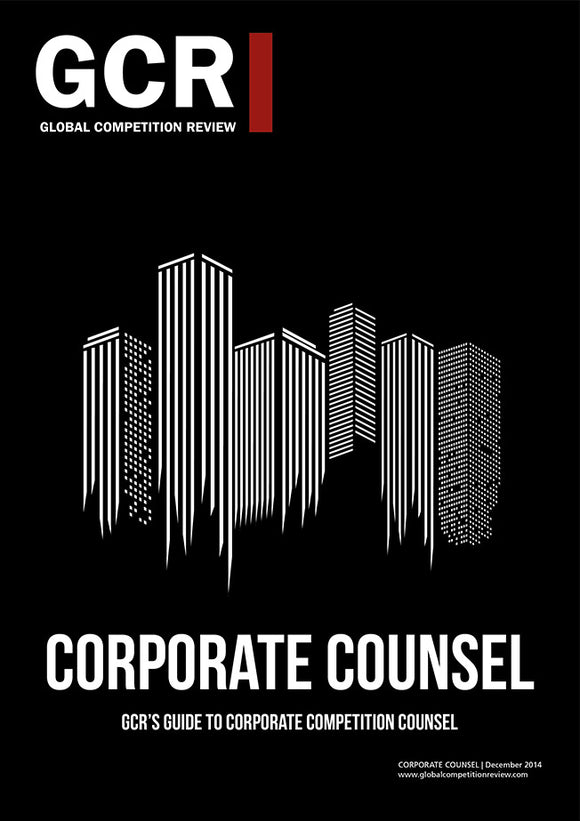 GCR Corporate Counsel 2014