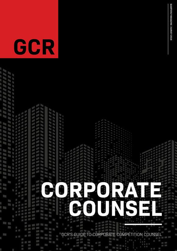 GCR Corporate Counsel 2019