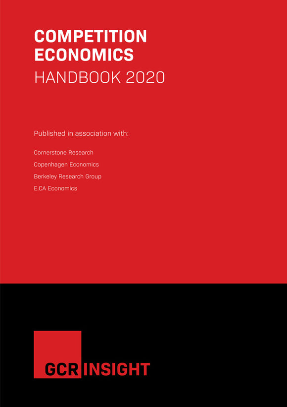 Competition Economics Handbook 2020