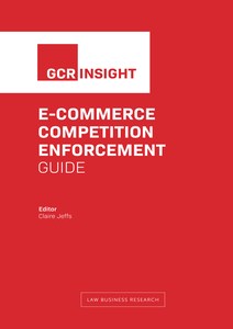 E-Commerce Competition Enforcement Guide - Third Edition