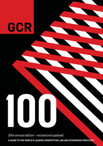 GCR 100 - 20th edition