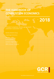 The Handbook of Competition Economics 2018