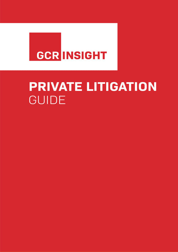 Private Litigation Guide - Second Edition