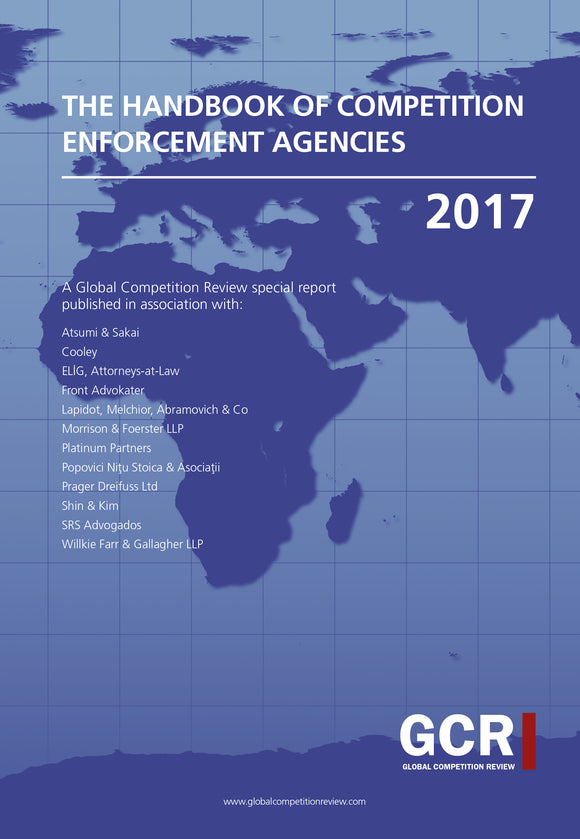 The Handbook of Competition Enforcement Agencies 2017