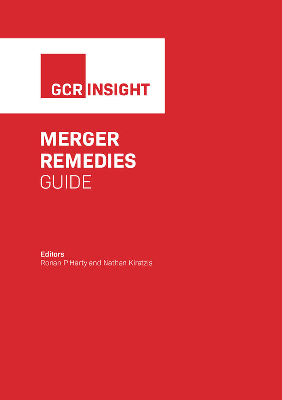 Merger Remedies Guide - Third Edition