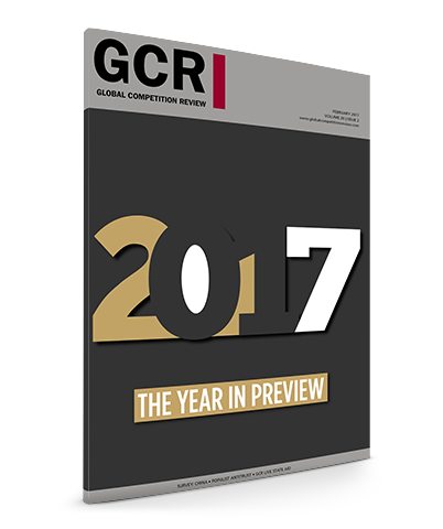 GCR Volume 20 - Issue 2 (February 2017)