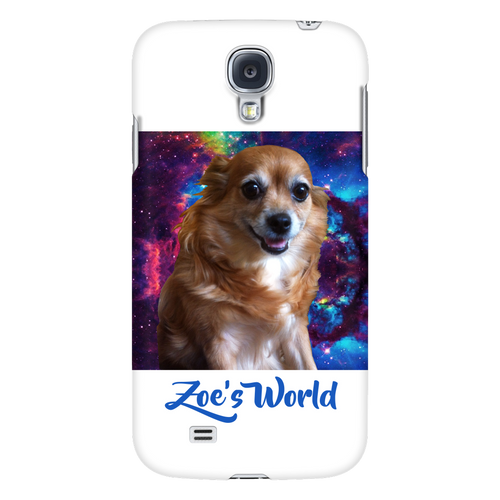 Zoe's World Phone Case