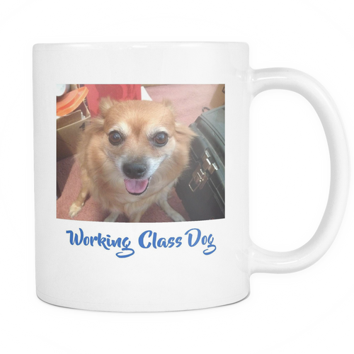Working Class Dog Mug