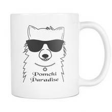 Pomchi Paradise Coffee Mugs