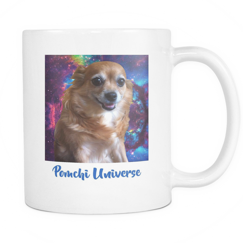 Pomeranian Coffee Mugs