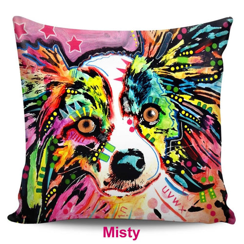 Papillon Dream Collection Pillow Covers