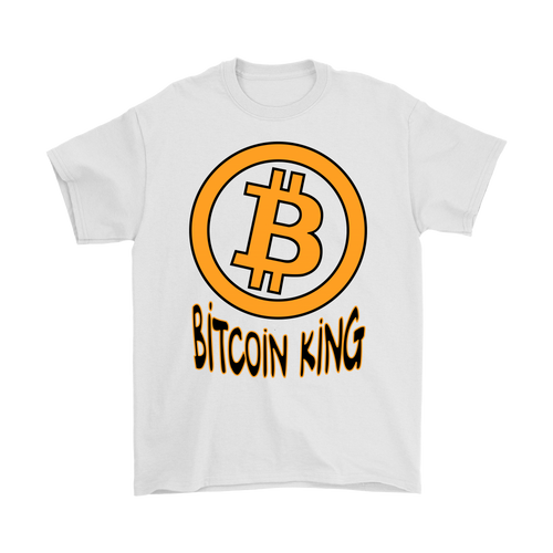 Bitcoin King T-Shirt
