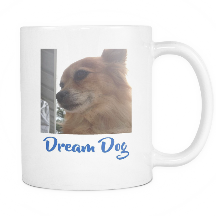 Dream Dog Coffee Mug