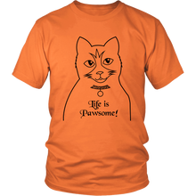 Life is Pawsome! T-Shirt Series 1