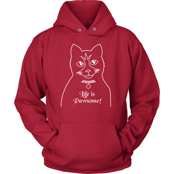 Life is Pawsome! Hoodie Series 2