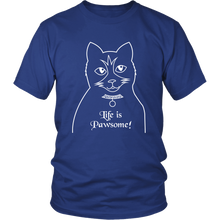 Life is Pawsome! T-Shirt Series 2