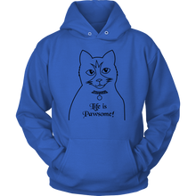 Life is Pawsome! Hoodie Series 1