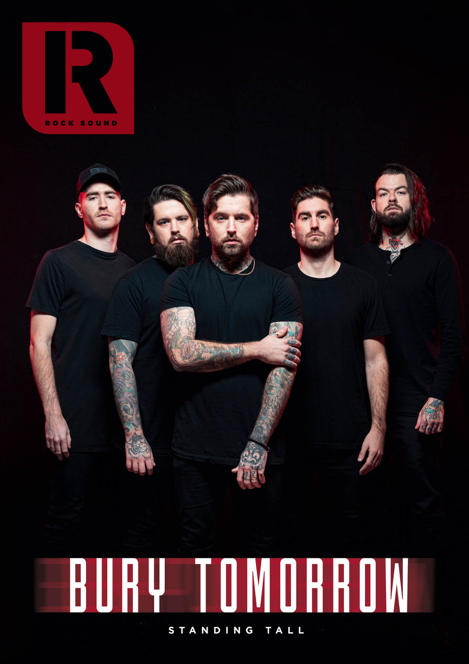 Rock Sound Issue 267 - Bury Tomorrow - Rock Sound Shop