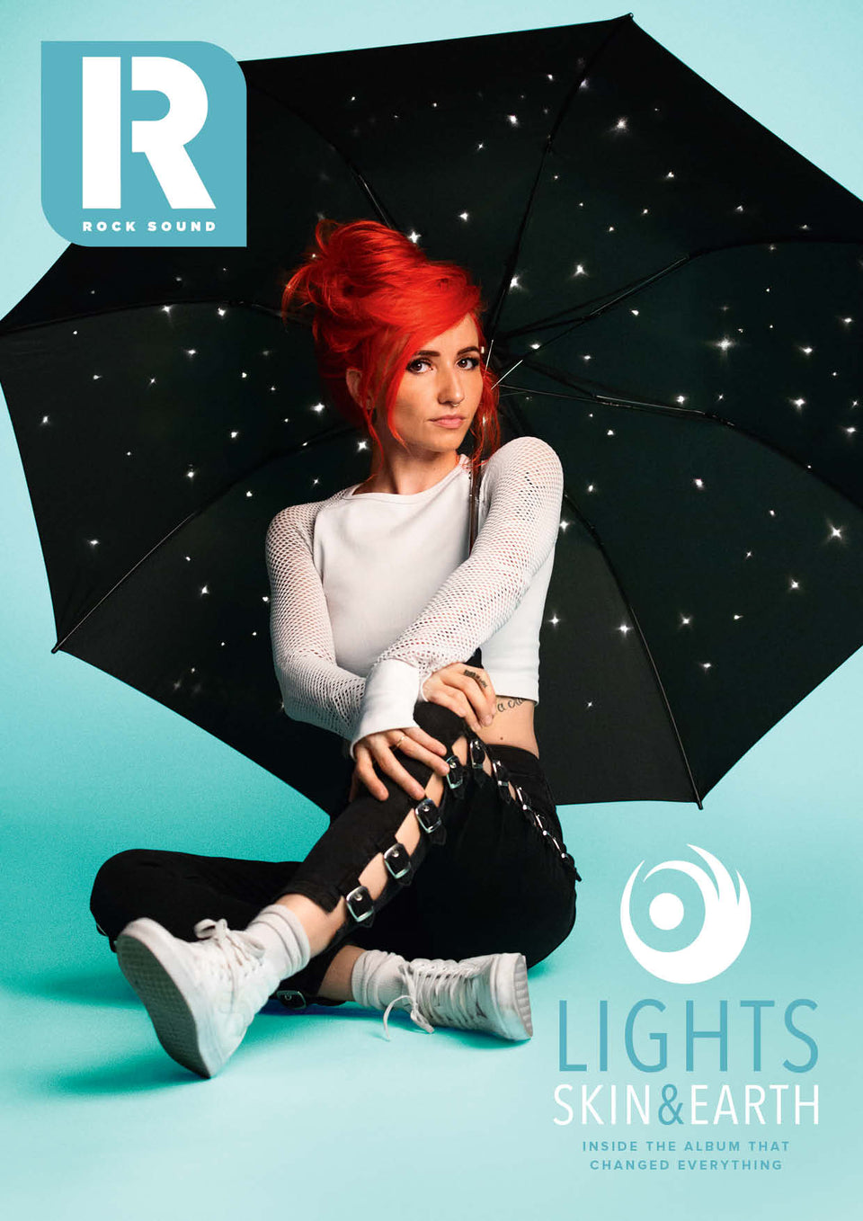 Rock Sound Issue 254 - Lights