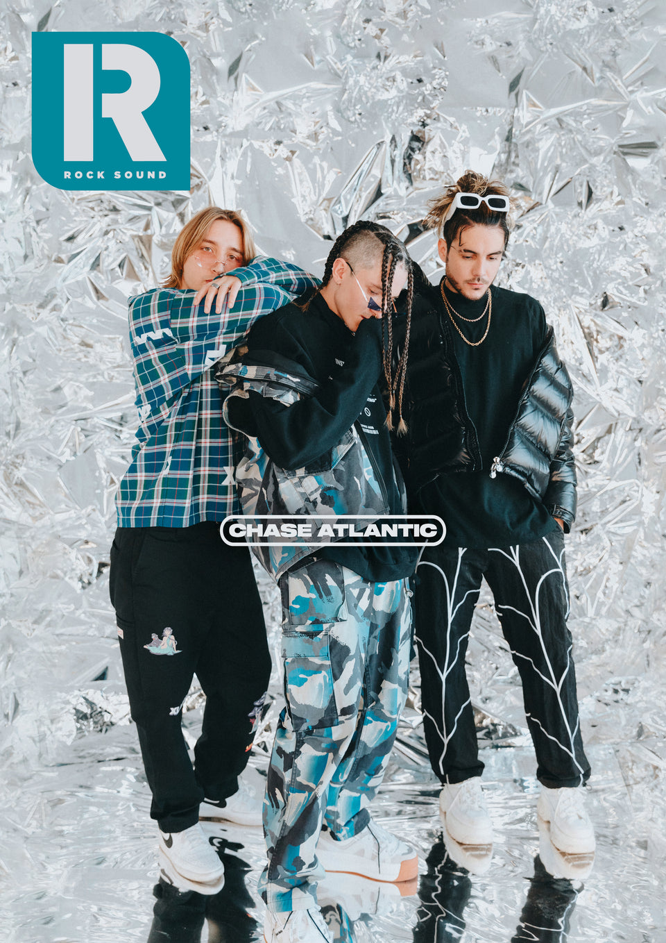 Rock Sound Issue 275 – Chase Atlantic