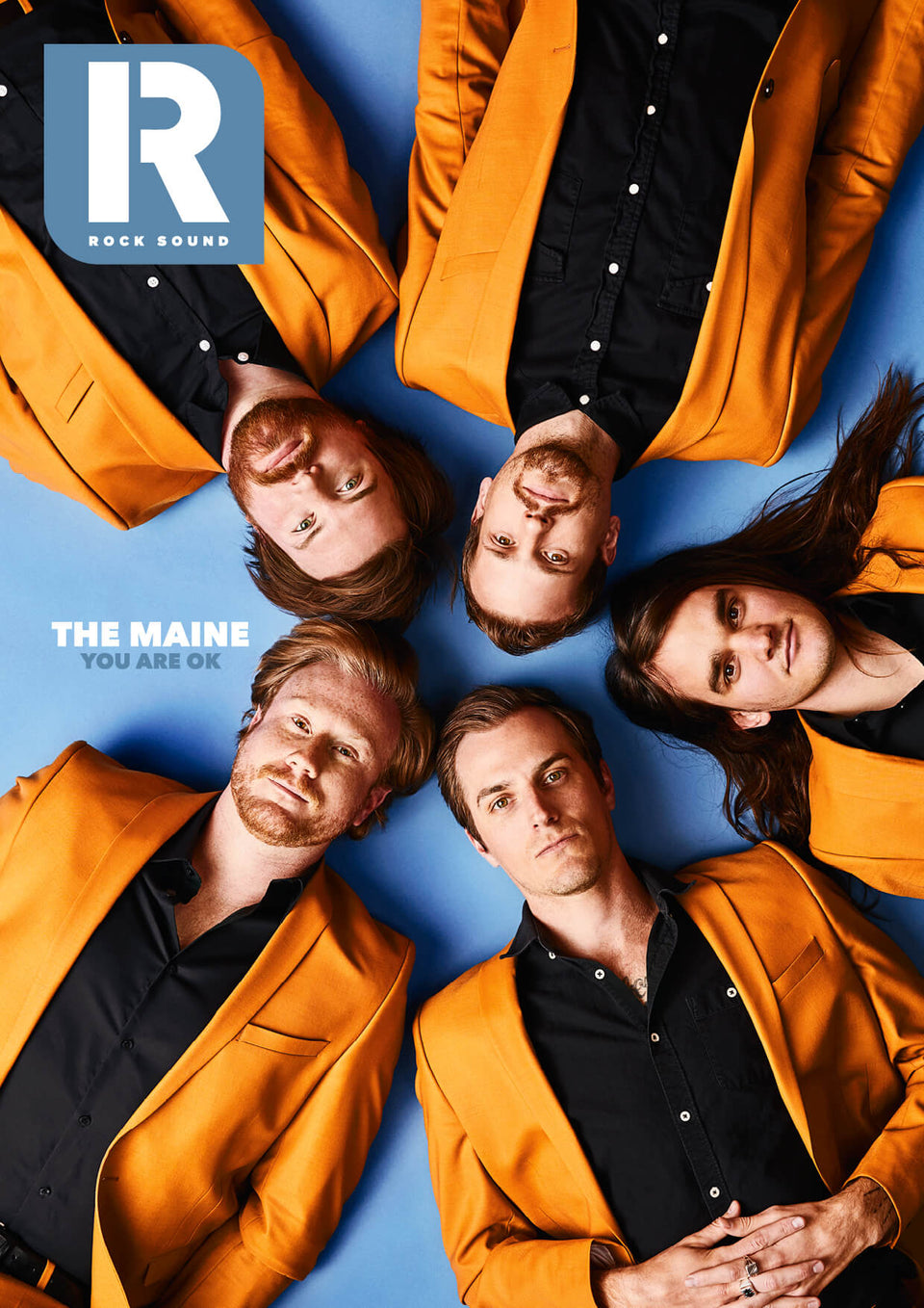 Rock Sound Issue 251 - The Maine - Rock Sound Shop
