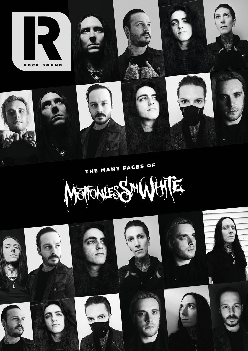 Rock Sound Issue 271 - Motionless In White
