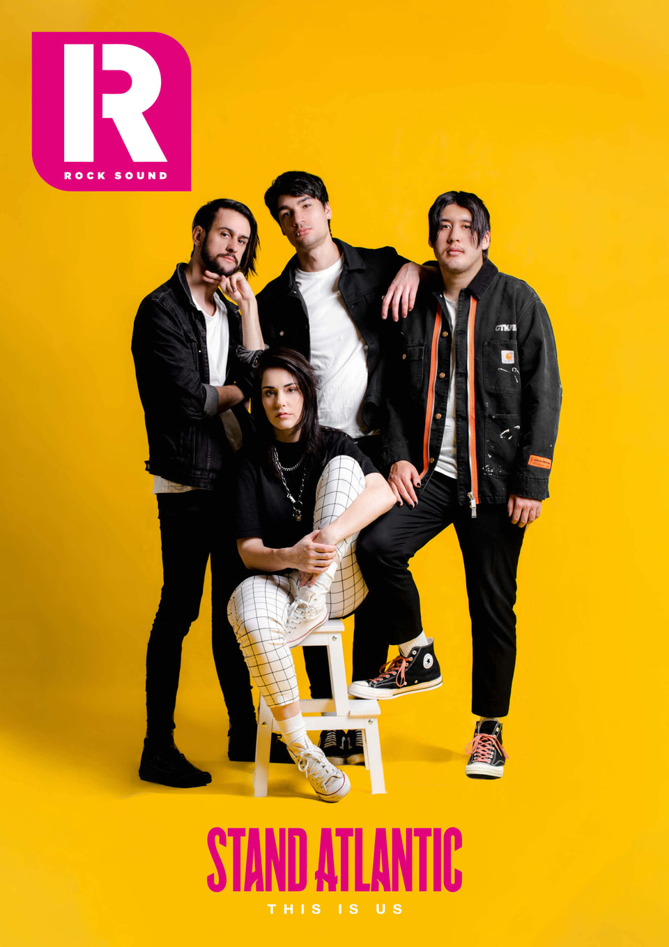 Rock Sound Issue 268 - Stand Atlantic - Rock Sound Shop